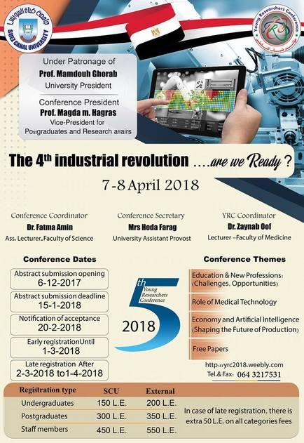the 4th Industrial Revolution ...